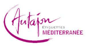 Autajon Etiquettes Méditerrannée