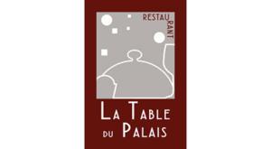 La Table du Palais