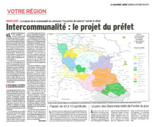 L'intercommunalité - 06oct2015