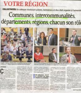 Communes / intercommunalités