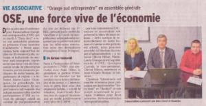 Ose force économique - mai 2014