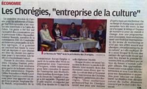 """Réunion mensuelle le 30 janvier 2017 à """"La Table du Palais"""""""