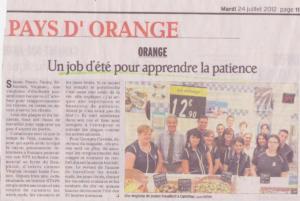 Jobs d'été à Carrefour