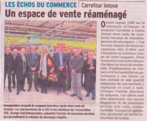 Carrefour innove