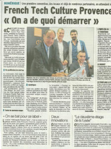 La french Tech en Vaucluse
