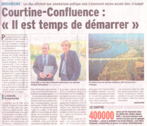 Courtine-Confluence