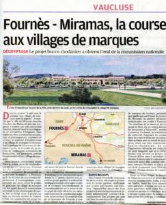 Village marques la provence